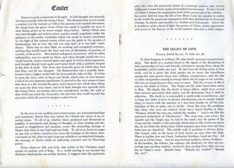 Parish record pg6+7