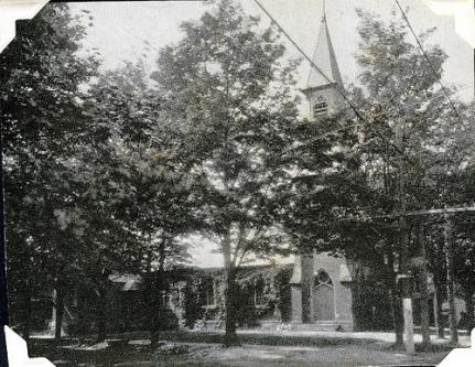Holy Cross Exterior 1