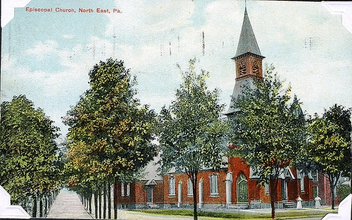 Holy Cross 1910