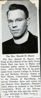 Harold H. Hayes