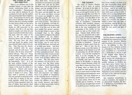 Parish record pg8+9