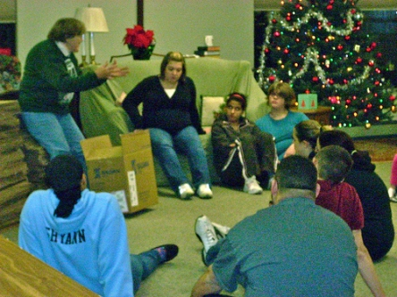Community Christmas Boxes